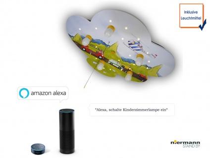 LED Kinder Deckenleuchte Zugschalter LED-Schlummerlicht Amazon Echo kompatibel