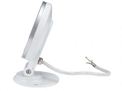 2er Set 10W RGB LED Flutlichtstrahler mit Fernbedienung, Scheinwerfer Partylight - Vorschau 3