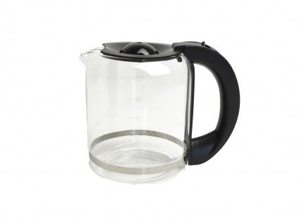 Glaskanne für DOMO Kaffeemaschine DO417KT 1, 5 Liter - Ersatzkanne, Kaffeekanne - Vorschau 2