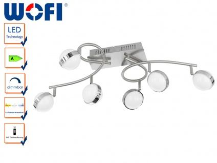 LED Deckenleuchte STER, Breite 71, 5 cm, Fernbedienung, dimmbar, Deckenlampe