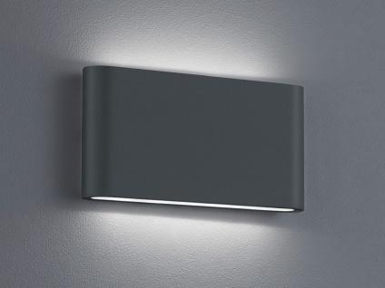 LED Fassaden Außenwandbeleuchtung Up and Down Anthrazit - Wandleuchte für Aussen - Vorschau 1