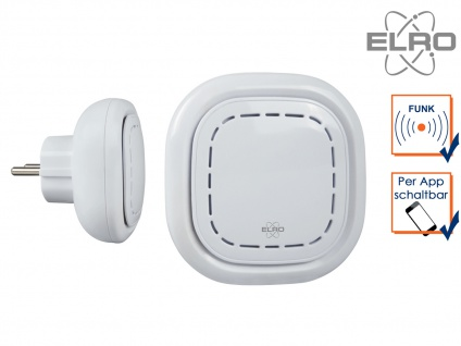 SMART HOME Zentrale für ELRO Connects System - Haussteuerung per Smartphone App