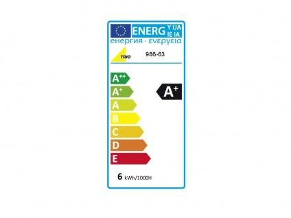 Nicht dimmbares E27 LED Leuchtmittel 3er SET warmweiß 5W & 400lm, tropfenförmig - Vorschau 4
