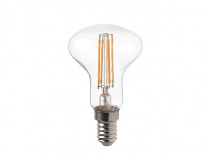E14 LED Leuchtmittel dimmbar, Filament LED mit 4 Watt, Action by Wofi