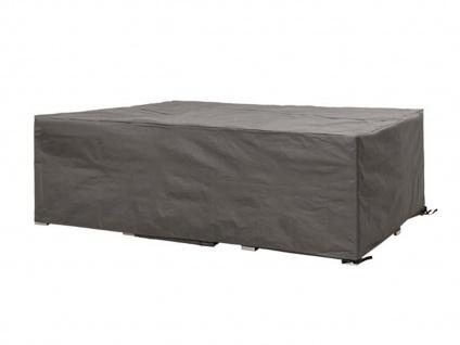 Schutzhülle Abdeckung für Loungemöbel, 300x300cm, Abdeckplane Lounge Garten