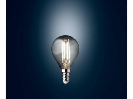 Filament LED Tropfenform dimmbar E14 Leuchtmittel Vintage für Kronleuchter 3W