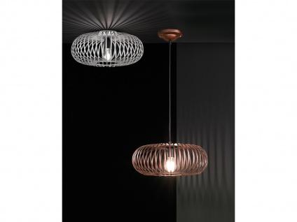Modernes Pendel für Innen -Wohnzimmerleuchte & Schlafzimmerlampe, grau Antik Look - Vorschau 3