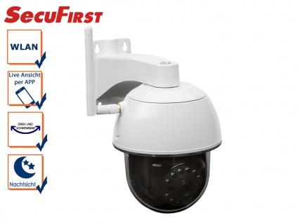 Drahtlos IP Camera Außenkamera mit Nachtsicht, Handy Überwachungs App, WLAN