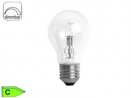 Halogen Leuchtmittel 46 Watt warmweiß dimmbar E27-Sockel XQ-lite