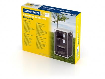 OUTDOOR Campingschrank faltbar mobil Camping Küchenschrank Küchenblock Küchenbox - Vorschau 5