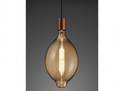 Großes DEKO Leuchtmittel mit E27 Fassung LED dimmbar 8Watt & 560Lumen warmweiß