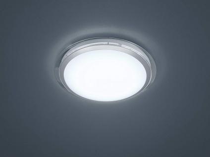 Flache LED Deckenleuchte rund mit Nachtlichtfunktion dimmbare Esszimmerleuchten - Vorschau 4
