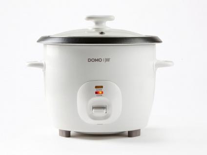 Elektrischer Reiskocher & Dampfgarer Kochautomat klein für Sushi Reis & Gemüse