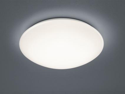 LED Deckenleuchte Ø27cm mit Bewegungsmelder und Dämmerungssensor IP44 Badleuchte