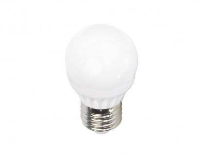 Tropfen Trio Led-Leuchtmittel mit E27 Sockel 5W LED 400lm warmweiß nicht dimmbar