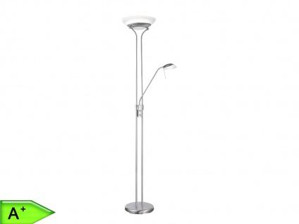LED Deckenfluter mit Dimmer Leselicht flexibel Action by Wofi