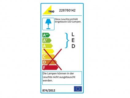 Moderne LED Außenwandleuchten Anthrazit - 2er Set Terrassenbeleuchtung Wandlampe - Vorschau 3