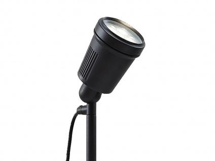 2er-LED-Stableuchte Erdspießleuchte Gartenspot Gartenstrahler AMALFI, 5 Farben - Vorschau 4