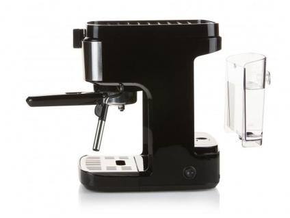Espressomaschine mit Milchaufschäumer - Siebträger Kaffeemaschine für Zuhause - Vorschau 3