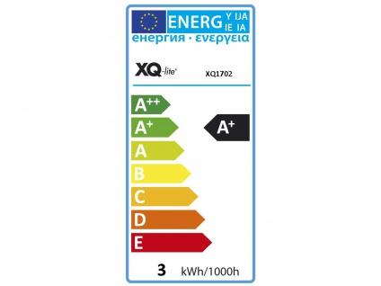2x LED Leuchtmittel 3 Watt, 150 Lumen, 2000 Kelvin, E14-Sockel, Filament LED - Vorschau 3