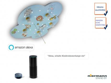 LED Kinder Deckenleuchte Sternenhimmel Amazon Echo kompatibel LED-Schlummerlicht