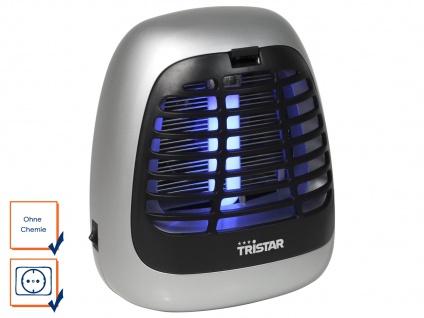 Insektenvernichter 15W UV-Lampe 25m² Insektenfalle Mückenabwehr Insektenschutz