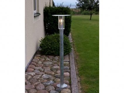2er Set Konstsmide Außenleuchte Wegeleuchte MODE, bruchsicher, Lampe außen - Vorschau 4