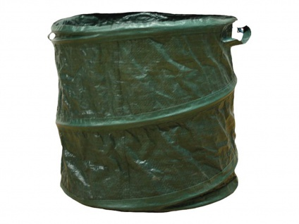 Gartenabfallsack, Kapazität 80 Liter, Ø 46 cm, Höhe 46 cm, Velleman