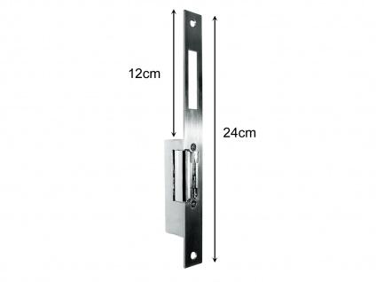 Elektr. Türöffner lang rechts/links Zubehör Türsprechanlagen Elro