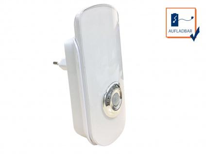 LED Nachtlicht mit Bewegungsmelder, Taschenlampe, Notleuchte, Notlicht