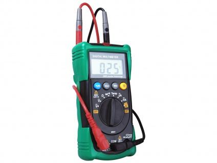 Multimeter Spannungsprüfer Voltmeter Meßgerät AC/DC-Spannung Temperatur