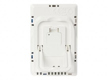Digitalthermometer mit Hygrometer, Thermometer Innen Außen Innenfeuchte Wohnung - Vorschau 4