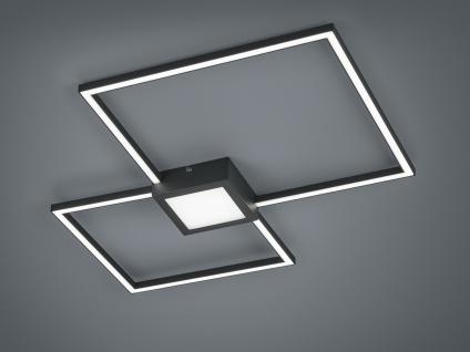 Ausgefallene LED Deckenleuchte stylishe Küchendeckenlampe für über Esstisch groß