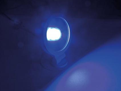 10W RGB LED Flutlichtstrahler mit Fernbedienung für innen u. außen, Partylight - Vorschau 5
