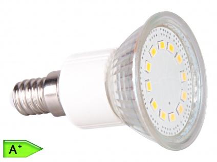 LED Reflektor 3W kaltweiß, nicht dimmbar, energiesparend, 12 LEDs XQ-lite