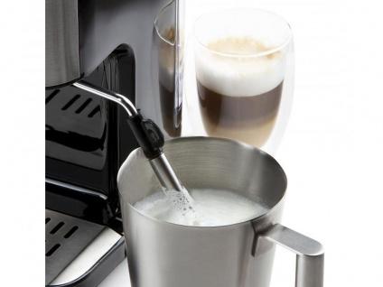 Espressomaschine mit Milchaufschäumer & Milchkännchen, Siebträger Kaffeemaschine - Vorschau 4