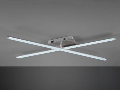 Dimmbare LED Stab Deckenleuchte SMARAGD smarte Lichtsteuerung WIZ, 2 flammig