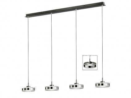 LED Pendelleuchte dimmbar & höhenverstellbar Länge 94 cm Hängeleuchte Lampen