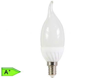 LED Leuchtmittel Flamme 2W warmweiß, nicht dimmbar, E14 XQ-Lite