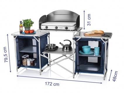 Outdoorküche Klappbar Ersatzteile : Campingküche ersatzteile campingküche frida blau reimo heckkÜche