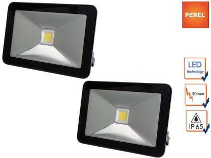 2er Set 30W LED Arbeitsleuchten Flutlicht IP65, Scheinwerfer Fluter Baustrahler - Vorschau 1