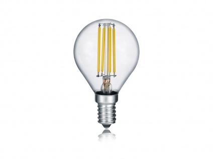 LED Leuchtmittel mit E14 Fassung & Switch Dimmer, 4 Stufen dimmbar mit 4W, 470lm