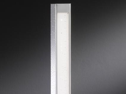 2er Set LED Tischleuchte 3-Stufen Dimmer Chrom H. 44cm Wohnraumleuchten Lampen - Vorschau 5