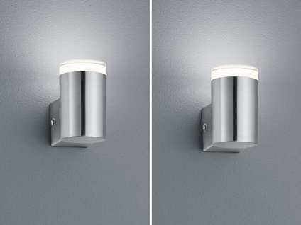 2er SET Fassadenbeleuchtung UP Light Außenwandbeleuchtung LED Leuchten außen