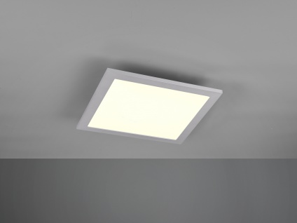 Dimmbare LED Deckenleuchte ALIMA smarte Lichtsteuerung Memory Funktion 30x30cm