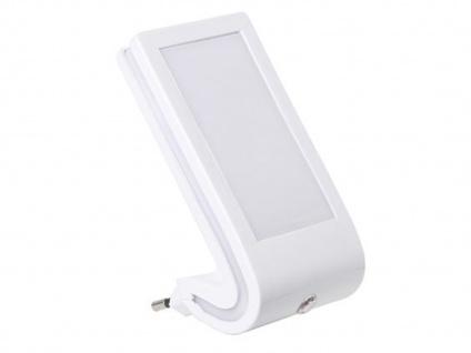 LED Nachtlicht/Orientierungsleuchte mit Dämmerungssensor, 4x 0, 8W