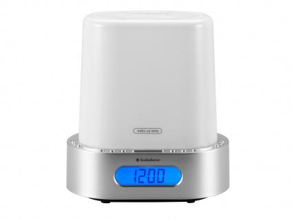Tageslichtwecker, Radio/Naturgeräusche, Wake-up-light, Dual Alarm