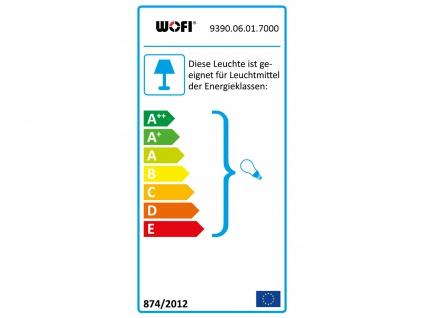 LED Deckenleuchte Chrom poliert 6 drehbare Spots, Deckenleuchte Wohnzimmer Diele - Vorschau 3