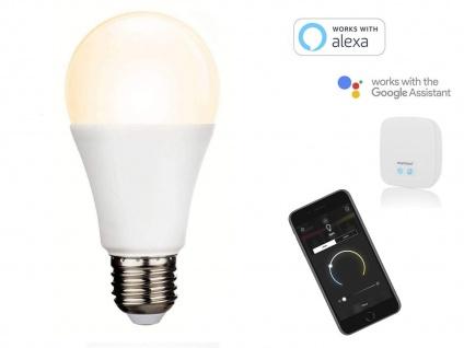 2er Set intelligente E27 Zusatz LED Birnen Smarthome PRO - dimmbar & Lichtfarbe - Vorschau 4