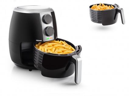 Heißluft Friteuse ohne Fett & Öl 4 Portionen, Pommes Fritteuse Luft Crispy Fryer - Vorschau 3